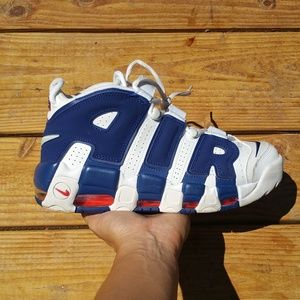 Nike Air More Uptempo New York Knicks Basketball